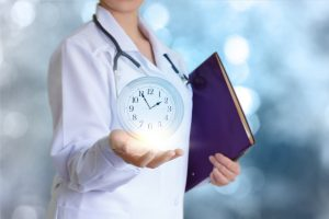 Nurse time management