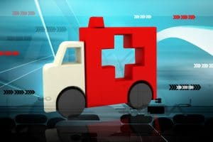 5 roles in the ambulance service