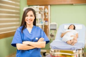 The Role of a Nursery Nurse