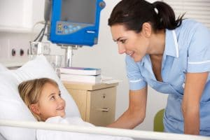Paediatric nurse training – have you got what it takes?